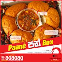 Panne' පන් BOX is now available at Chinese Dragon Café!!!