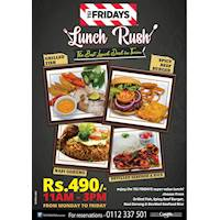Lunch Rush – TGI Fridays