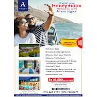 Cherish your Honeymoon memories with Amora Lagoon