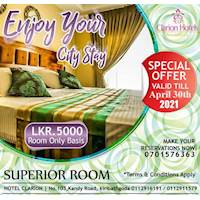 Enjoy your City Stay at Hotel Clarion