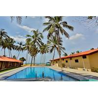 Amagi Beach 25% off for overnight stays on booked basis (BB|HB|FB) on deluxe room category