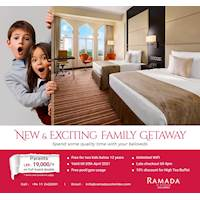 New & Exciting Family Getaway at Ramada Colombo