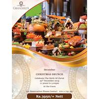 Christmas Brunch at Grandeeza