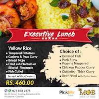 Executive Lunch for Special Price at Mass of Bees