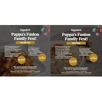 Pappa's Fusion Family Fest