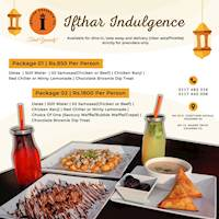 Ifthar Indulgence at Indulge Desserts Co.