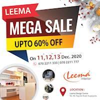 LEEMA MEGA SALE - Up to 60% Off at Leema Creations