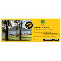 60% Off at Deer Park Hotel for BOC Credit Card