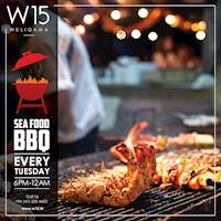 Sea food BBQ Every Thursday at W15