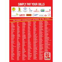 Simply pay your Bills at Cargills Food City