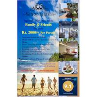 Day Out at Serendiva Beach -Special Offer