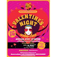 Valentine's NIght - Special Stay-in Offer at Pegasus Reef