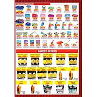 Avurudu Household Products Offers at Cargills Food City