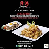 Exclusive Delivery Offer at Loon Tao