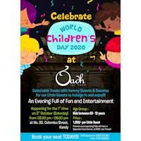 Celebrate World Children's Day at The Radh