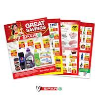 Month-End Great Deals offers at SPAR