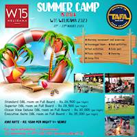Summer Camp is Back