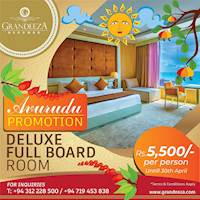 Special Avurudu Promotion at GRANDEEZA