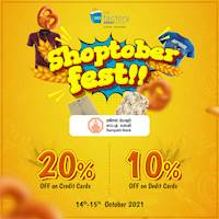 Save while you shop with Sampath Bank Cards at www.tfo.lk!