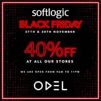 Black Friday Sale - 40% Off at Odel