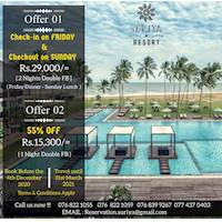 Black Friday Offers at Suriya Resort !