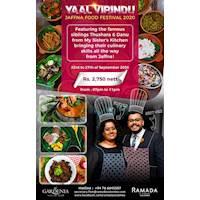Jaffna Food Festival at Ramada Colombo