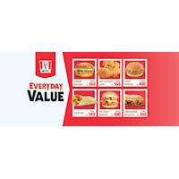 Everyday Value at KFC Sri Lanka