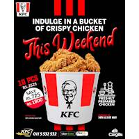 KFC Sri Lanka Weekend Offer