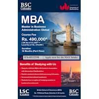 Prestigious UK MBA offered by British School of Commerce