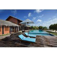 Aarya Lagoon Kalpitiya 40% off on Standard rates for HSBC credit cards