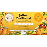 Jaffna Food Festival at Pegasus Reef