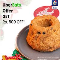 Get Rs. 500/- off for orders above Rs 1,200/- via UberEats from Perera & Son