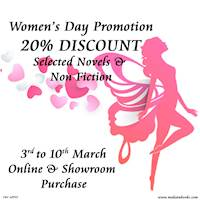 Enjoy 20% Discount on Selected Novels & Non Fiction Books at Makeen books