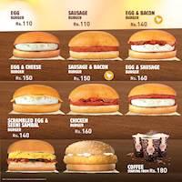 Burger King Breakfast is back on the menu!