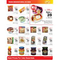Up to 25% off on Frozen, Breakfast Cereal Items at Cargills Food City – Page 5