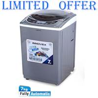 Innovex Fully Auto Washing Machine 7kg