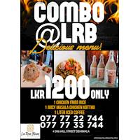 Combo Offer For Rs 1200 at La Rose Blanc