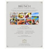 Galle Face Hotel Brunch