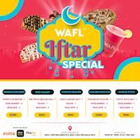 WAFL Iftar specials