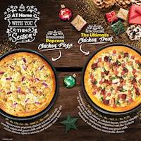 Introducing New Pizzas at Pizza Hut