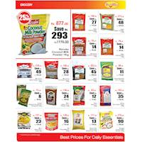Up to 25% off on Grocery Items at Cargills Food City – Page 1
