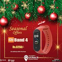MI Band 4 - Special Offer