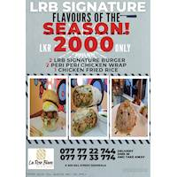 Combo Offer For Rs. 2000 at La Rose Blanc