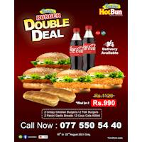 Panini Double Deal!