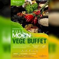 Vegetarian buffet at Ramada Colombo
