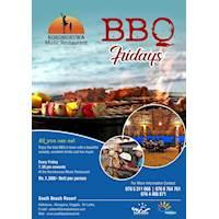 BBQ Friday at South Beach Resort