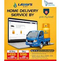 Laugfs Gas Home Delivery Services by Pick My Load