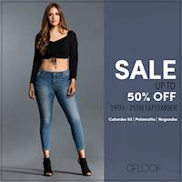 Up to 50% OFF at GFLOCK