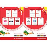Exciting Avurudu offers with Pan Asia Bank Cards