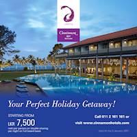 Your Perfect holiday at Cinnamon Bey Beruwala